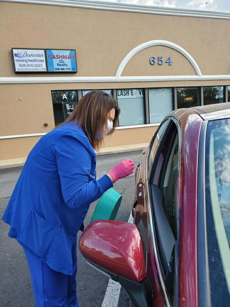 curbside appointment image