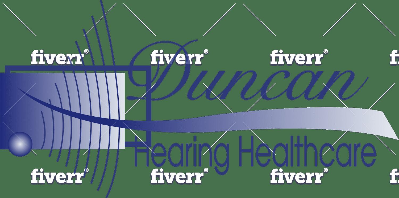 Duncan Hearing Healthcare header logo